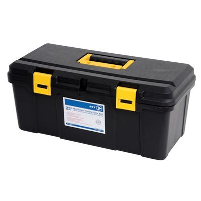 """Picture of JET 22"""" Plastic Hand Tool Box"""
