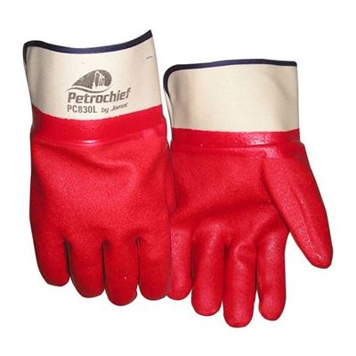 Picture of Jomac PetroChief Red PVC Coated Glove