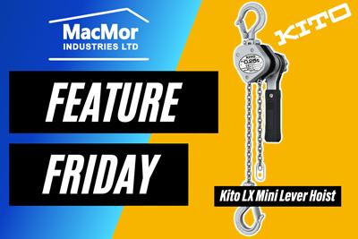 Picture for Kito LX Mini Lever Hoist | FF10