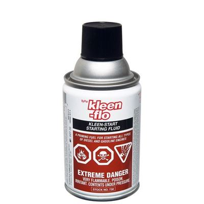 Picture of Kleen-Flo Aerosol Starting Fluid