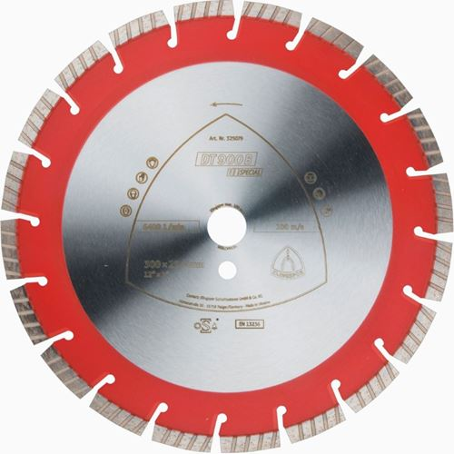 Picture of Klingspor DT900B Diamond Blade - 14""