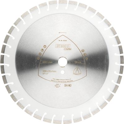 Picture of Klingspor DT600U Diamond Blade - 14""