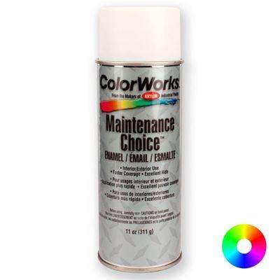 Picture of Krylon® Industrial ColorWorks™ Maintenance Choice™ Enamel Aerosol