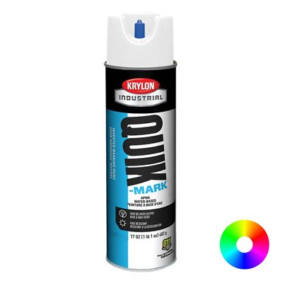 Picture of Krylon® Quik-Mark™ Water-Based Inverted Marking Paint