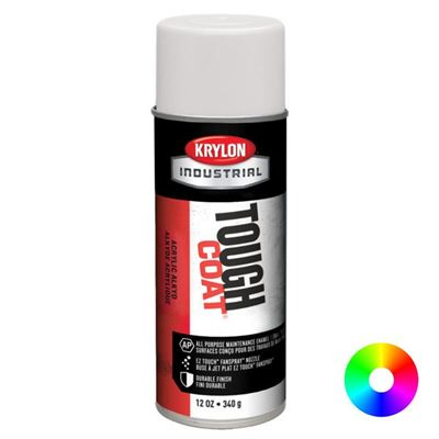 Picture of Krylon® Tough Coat® Acrylic Alkyd Enamel Aerosol