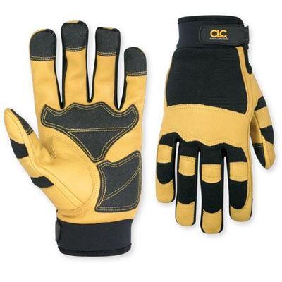 Picture of Kuny's Hybrid Goatskin Mechanics Glove