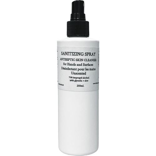 Picture of Little Tree Hugger Unscented Sanitizing Solution - 75% Alcohol