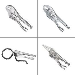 Picture for category Locking Pliers and Clamps