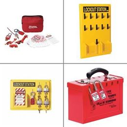 Picture for category Lockout Stations and Kits