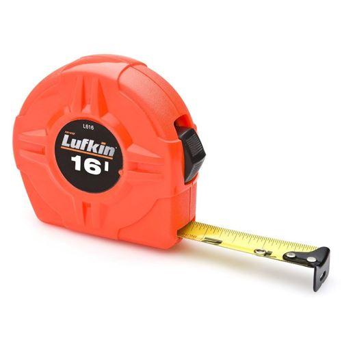 Picture of Lufkin® Hi-Viz® Orange SAE Tape Measure