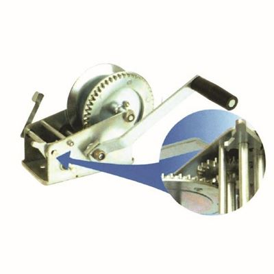 Picture of Macline BQS Hand Winches - 2,500 Lbs Rated