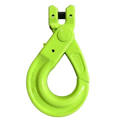 "Picture of Macline 3/8"" Grade 100 Clevis Self-Locking Hooks"
