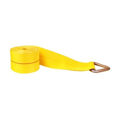 """Picture of Macline 4"""" x 30' Cargo Strap with D-Ring"""