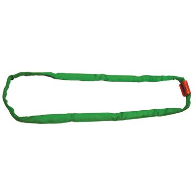 Picture of Macline Green (ML60) Endless Round Slings - 20'