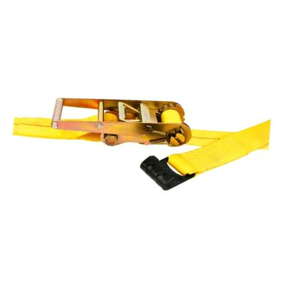 "Picture of Macline 2"" x 20' Cargo Ratchet Tie Down with Flat Hook"