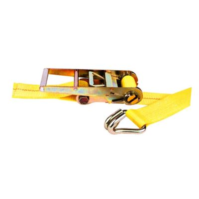 "Picture of Macline 2"" x 20' Cargo Ratchet Tie Down with Wire Hook"
