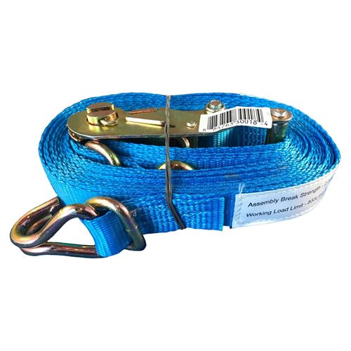 Picture of Macline Cargo Ratchet Tie Downs with J-Hook