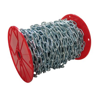 Picture of Macline Grade 30 Zinc Plated Proof Coil Chain - Reels