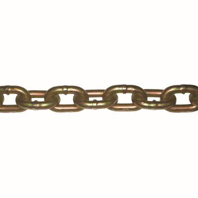 Picture of Macline Grade 70 Gold Chromate Transport Chain - Bulk