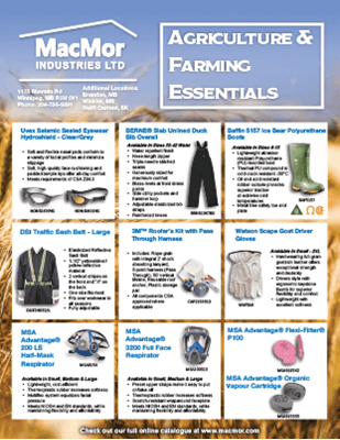 Picture for MacMor - Agriculture and Farming Essentials Flyer