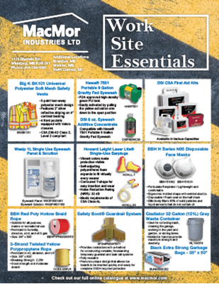 Picture for MacMor - Work Site Essentials Flyer