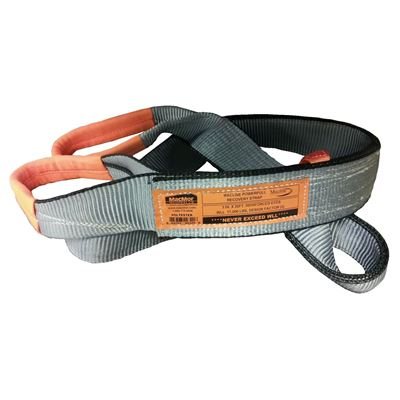 """Picture of Macline 3"""" x 20' Polyester Recovery Straps"""