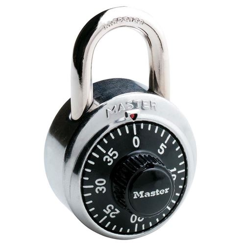 Picture of Master Lock Model 1500 Combination Lock