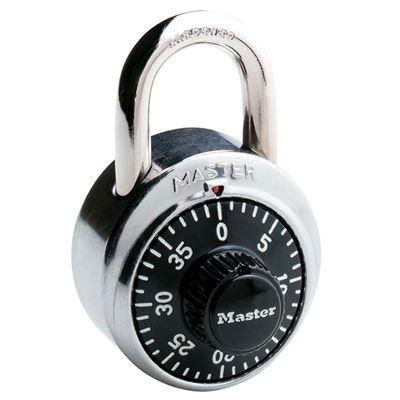 Picture of Master Lock Model 1500 Combination Lock