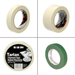 Picture for category Masking and Filament Tapes