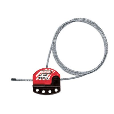Picture of Master Lock Model S806 Adjustable Cable Lockout