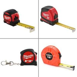 Picture for category Measuring Tapes