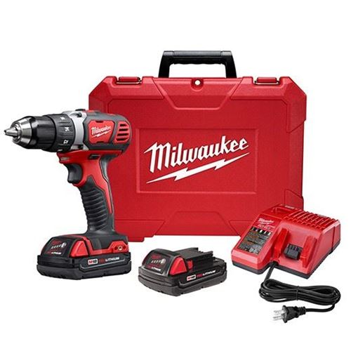 "Picture of Milwaukee® M18™ Compact 1/2"" Drill Driver Kit"