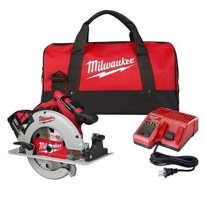 """Picture of Milwaukee® M18™ Brushless 7-1/4"""" Circular Saw Kit"""