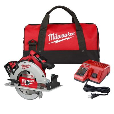 "Picture of Milwaukee® M18™ Brushless 7-1/4"" Circular Saw Kit"