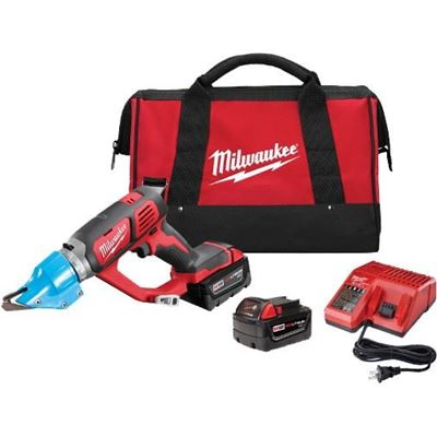Picture of Milwaukee® M18™ Cordless 14 Gauge Double Cut Shear Kit