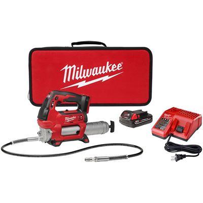 Picture of Milwaukee® M18™ Cordless 2-Speed Grease Gun Kit