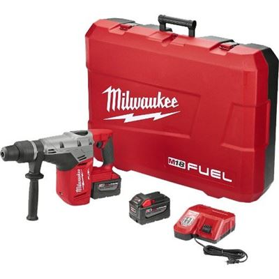 """Picture of Milwaukee® M18 FUEL™ 1-9/16"""" SDS Max Hammer Drill Kit"""