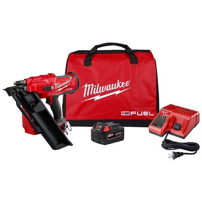 Picture of Milwaukee® M18™ 30 Degree Framing Nailer Kit