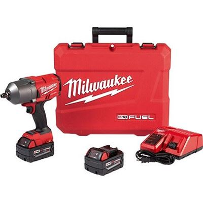 "Picture of Milwaukee® M18 FUEL™ High Torque 1/2"" Impact Wrench Kit"