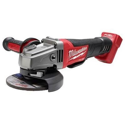 """Picture of Milwaukee® M18 FUEL™ 4-1/2"""" / 5"""" Grinder, Paddle Switch No-Lock  - Bare Tool"""