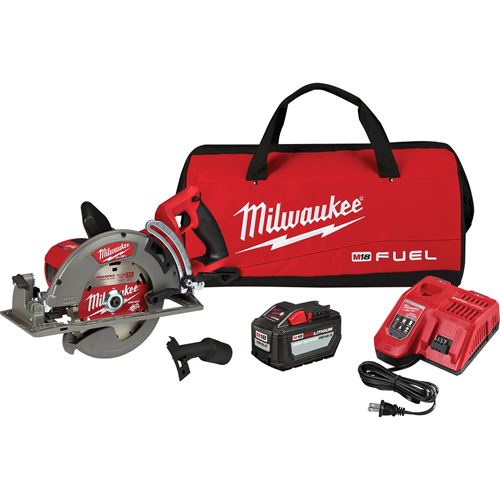 Picture of Milwaukee® M18™ FUEL 7-1/4in Rear Handle Circular Saw HD Kit