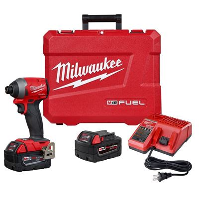 "Picture of Milwaukee® M18 FUEL™ 1/4"" Hex Impact Driver Kit"