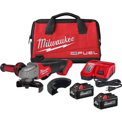 """Picture of Milwaukee® M18 FUEL™ 4-1/2"""" / 5"""" Grinder, Paddle Switch No-Lock Kit"""
