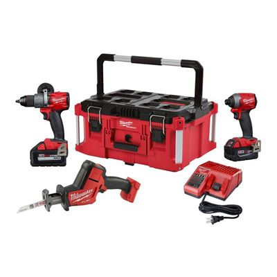 Picture of Milwaukee® M18 FUEL™ 3-Tool Combo Kit with PACKOUT™