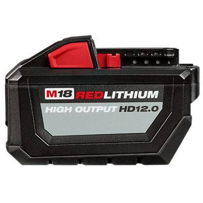 Picture of Milwaukee® M18™ REDLITHIUM™ High Output™ HD12.0 Battery Pack