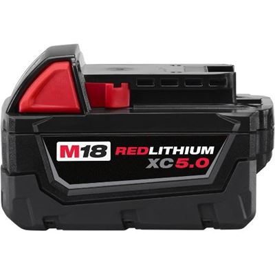 Picture of Milwaukee® M18™ REDLITHIUM™ XC 5.0 Extended Capacity Battery Pack