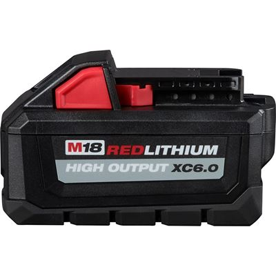 Picture of Milwaukee® M18™ REDLITHIUM™ High Output™ XC 6.0 Battery Pack