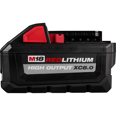 Picture of Milwaukee® M18™ REDLITHIUM™ Hight Output™ XC 8.0 Battery Pack