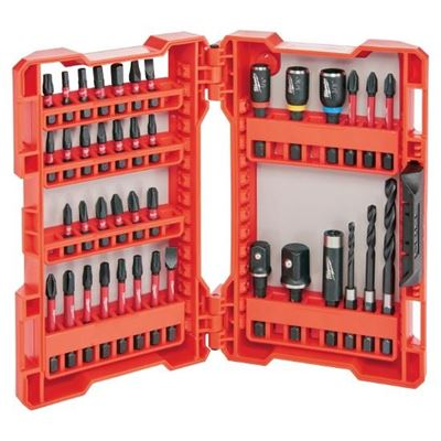 Picture of Milwaukee® 40 Piece SHOCKWAVE™ Impact Driver Bit Set