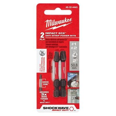 Picture of Milwaukee® SHOCKWAVE™ Impact ECX Bits Kit